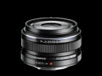 Olympus M.Zuiko Digital 17mm 1:1.8 / EW-M1718 fekete