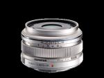 Olympus M.Zuiko Digital 17mm 1:1.8 / EW-M1718 ezüst