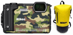 Nikon COOLPIX W300 terep Holiday kit