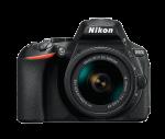 Nikon D5600 + AF-P 18-55 VR KIT