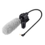 Sony ECM-CG60 (Puskamikrofon kamerákhoz és fényképezőgépekhez)