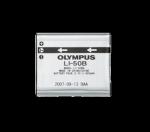 Olympus LI-50B Lithium Ion rechargeable Battery for SP-800/810/720/620UZ, XZ-1, XZ-10, SZ-Series, SH-25MR, S