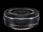 Olympus M.Zuiko Digital 14-42mm 1:3.5-5.6 EZ (elektronikus zoom) / EZ-M1442EZ fekete