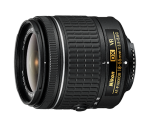 Nikon 18–55MM/3.5–5.6G VR AF-P DX NIKKOR