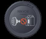 Nikon BF-N2 vázsapka - Z-telekonverter