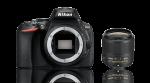 Nikon D5600 + 35mm DX