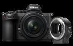 Nikon Z5 + 24-50mm f4.0-6.3 VR + FTZ ADAPTER KIT