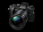 Olympus E-M5III 12-200 KIT fekete/fekete