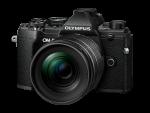 Olympus E-M5III 12-45 Kit fekete/fekete