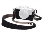"""Olympus Fényképezőgép váztok és szíj """"Hei Coffee"""""""