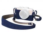 """Olympus Fényképezőgép váztok és szíj """"Into The Blue"""""""