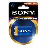 Sony 6AM6PT-B1D PLATINUM 6AM6 (6LR61) 9V