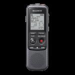 Sony ICD-PX240 4GB beépített (bővíthető) memória