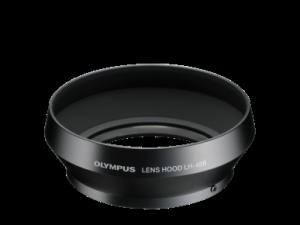 Olympus LH-48B napellenző fekete (fém) EW-M1718-hoz
