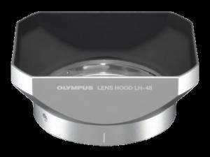 Olympus LH-48 lencsevédő (fém) M1220-hoz