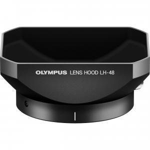 Olympus LH-48 Lens Hood (metal) EW-M1220 black