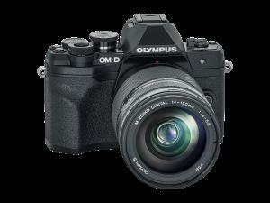Olympus E-M10IV 14150 Kit fekete/fekete