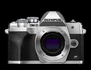 Olympus E-M10IV ezüst váz