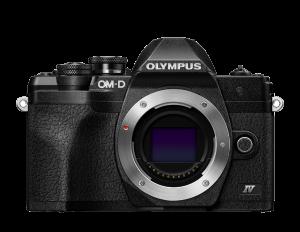 Olympus E-M10IV fekete váz