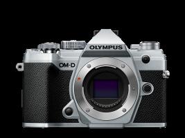 Olympus E-M5III ezüst váz