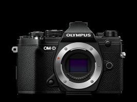 Olympus E-M5III fekete váz