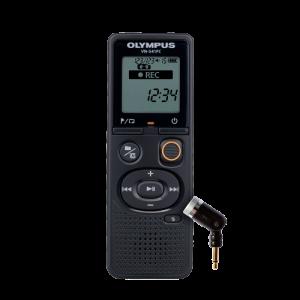 Olympus VN-541PC + ME-52 mikrofon